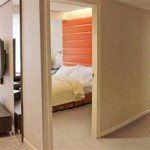 Orange Two Bedroom Suite