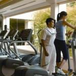 Fitness Room Mandarin Oriental