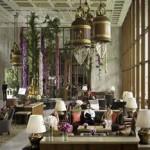 Lobby Mandarin Oriental